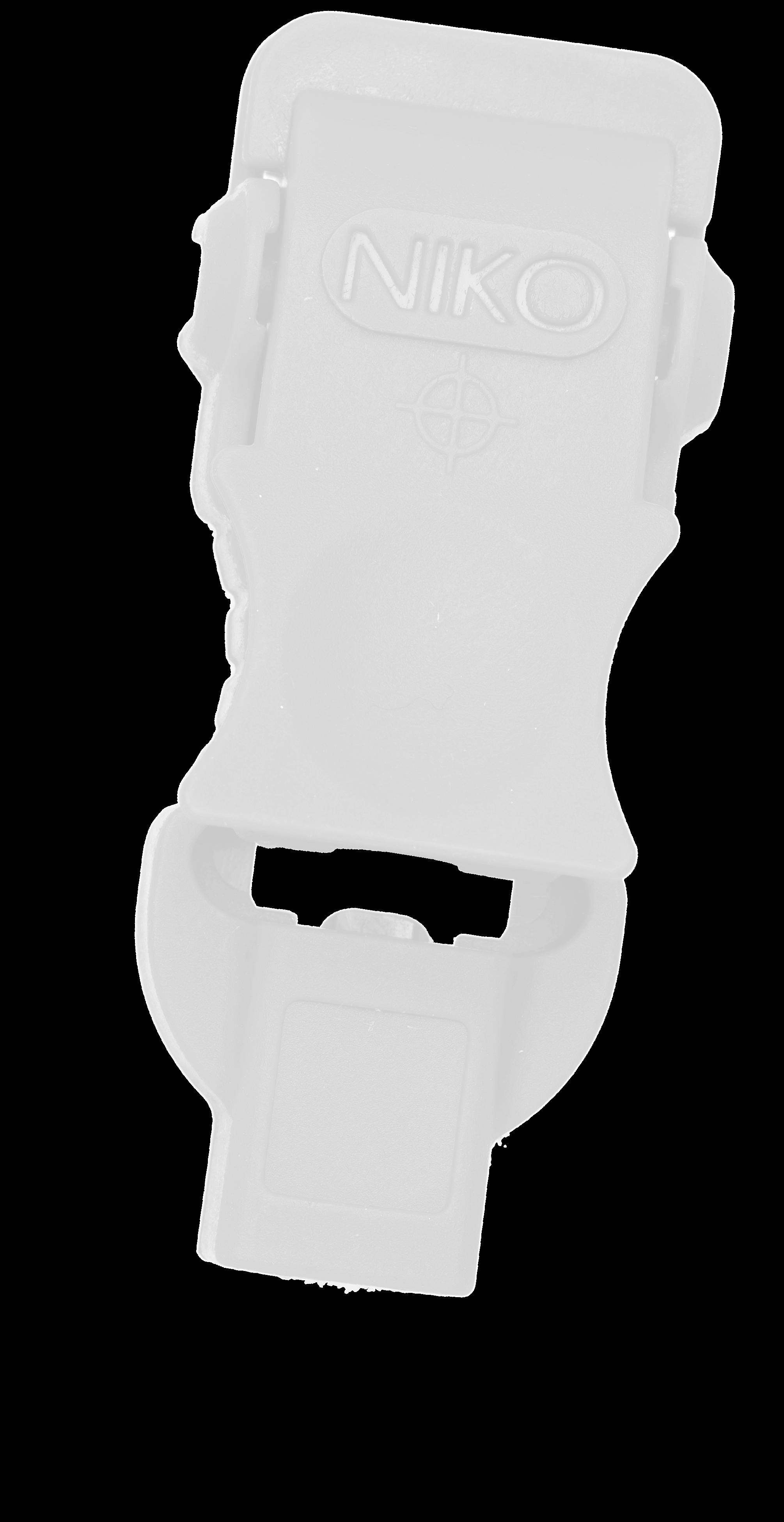 White Nikoclip